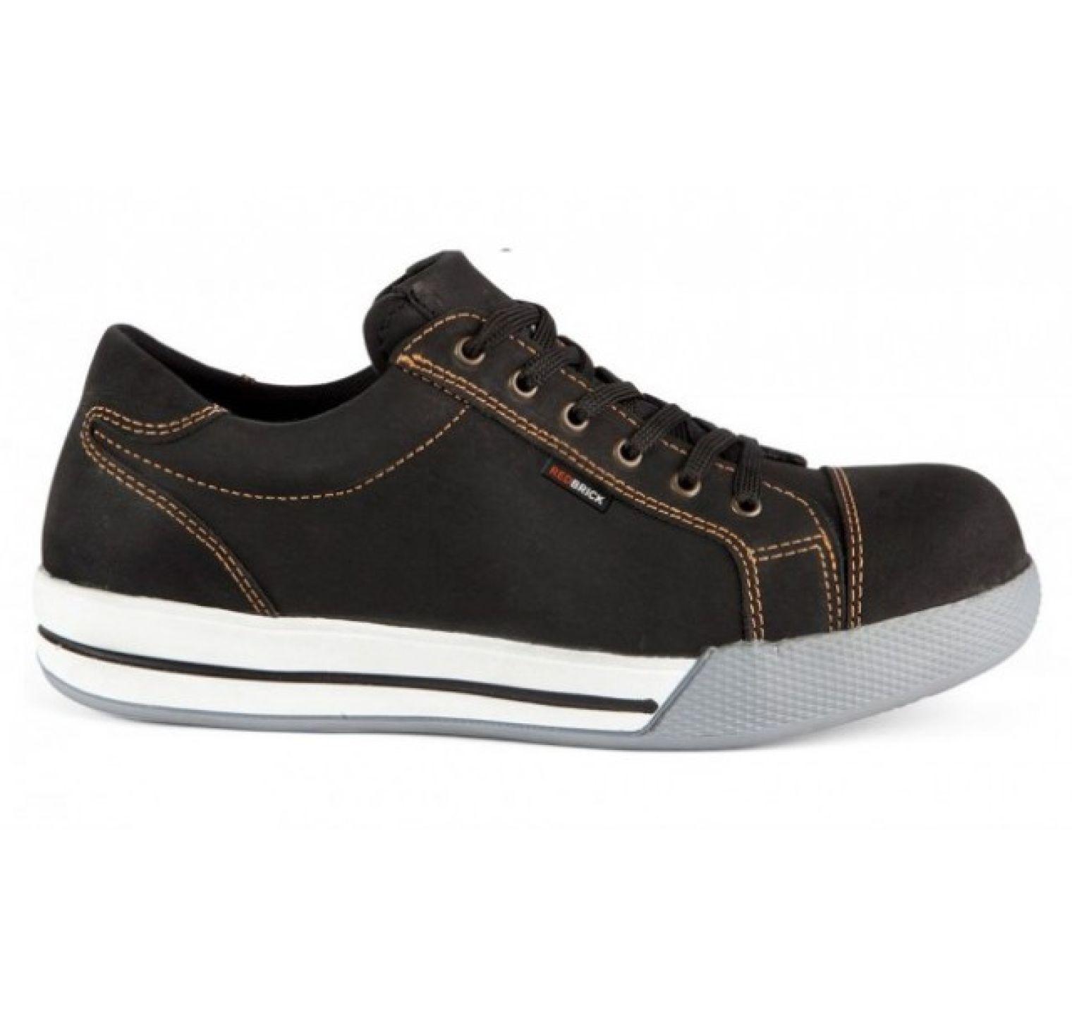Sneakers Bronze Laag S3 Zwart Maat39