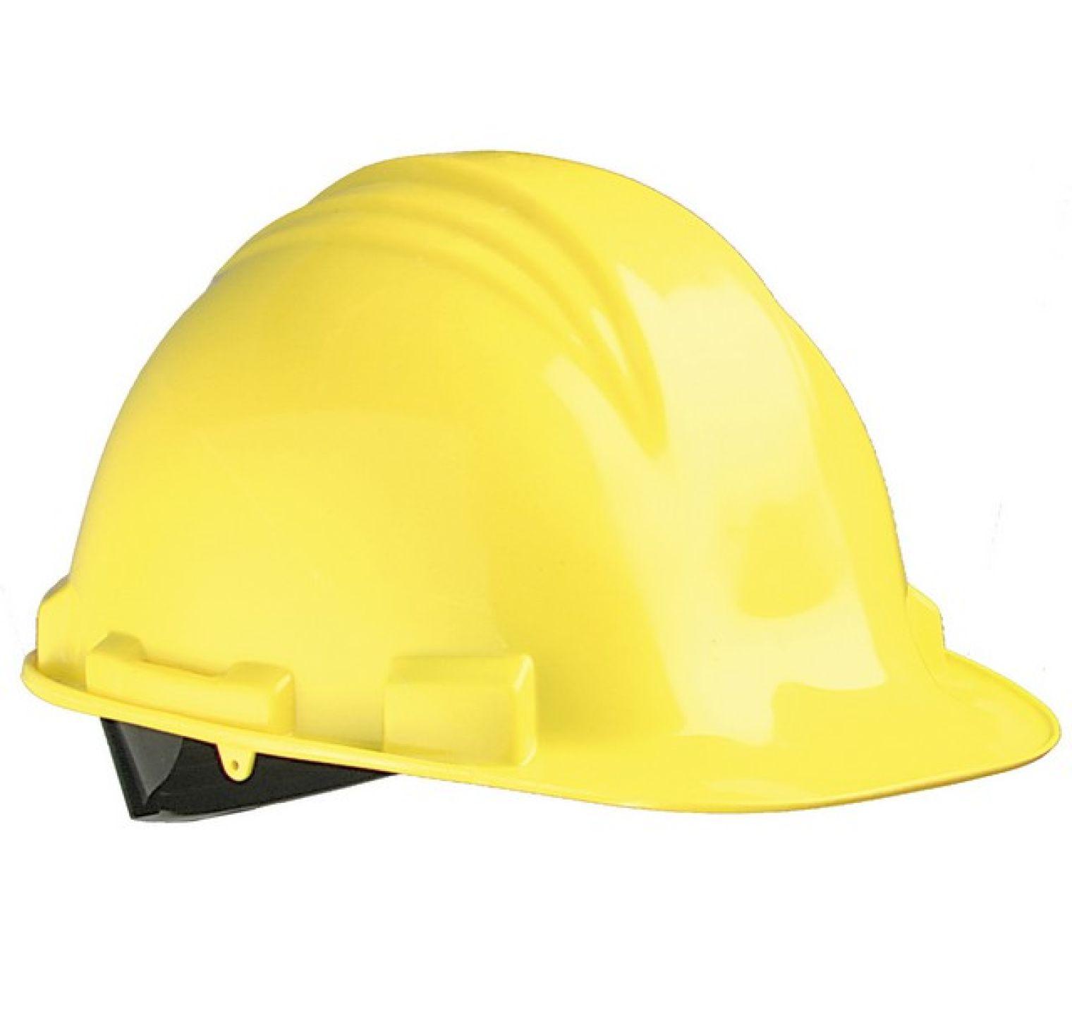 Veiligheidshelm A-safe A79 Geel