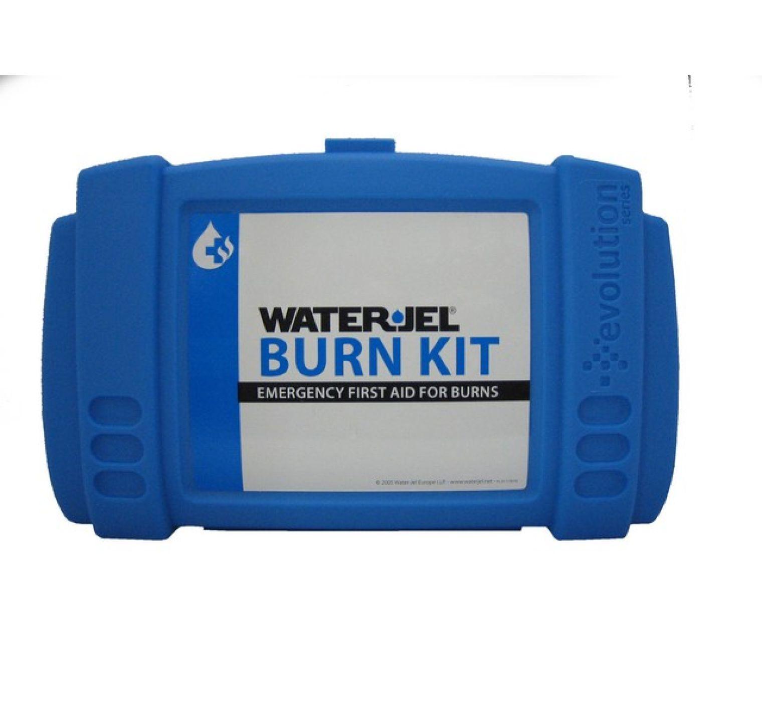 Watergel Brandwondenkit