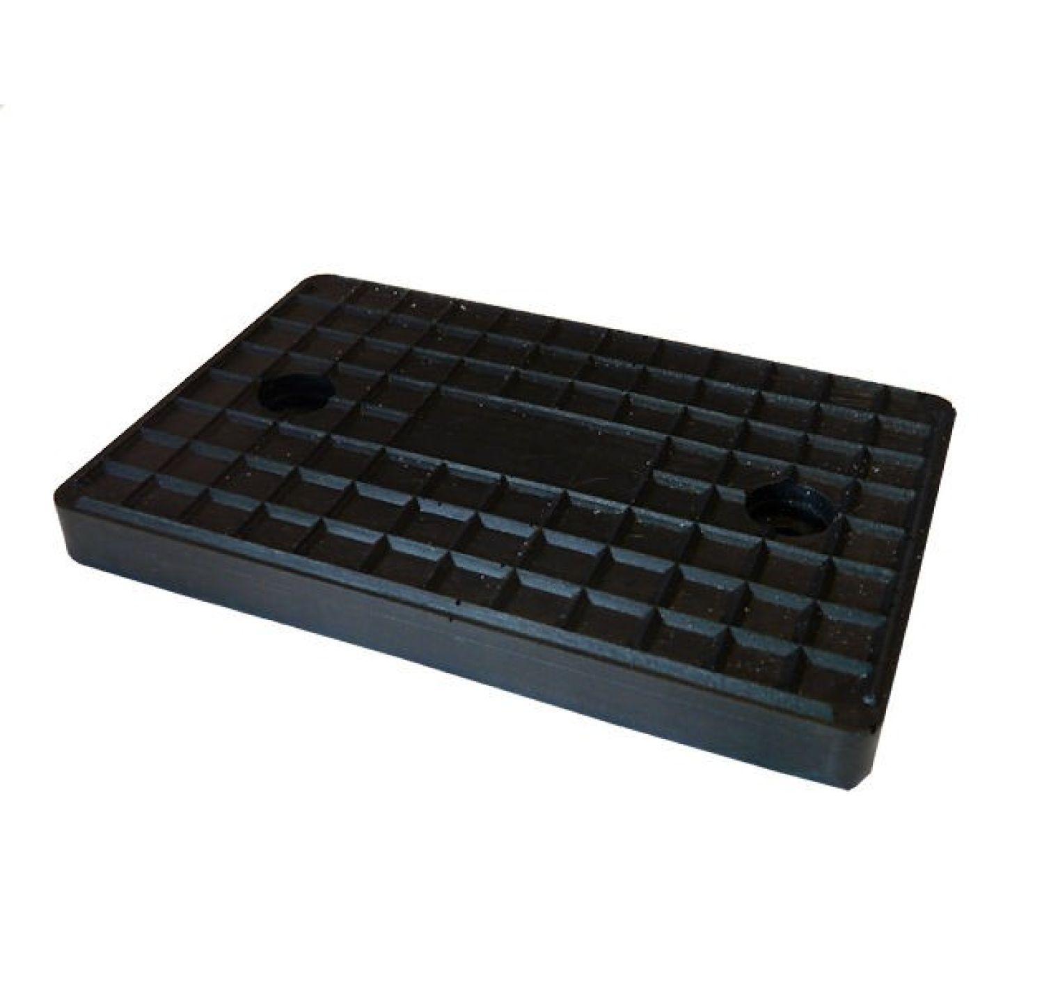 Universele Rubber Plaat 150x100x15