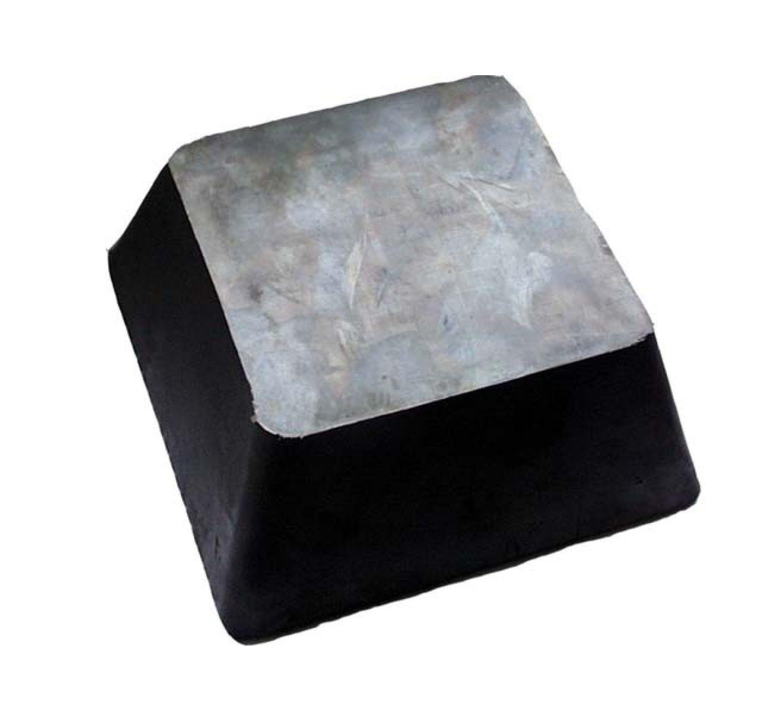 Universele Rubber Trap. Blok 150x150x70