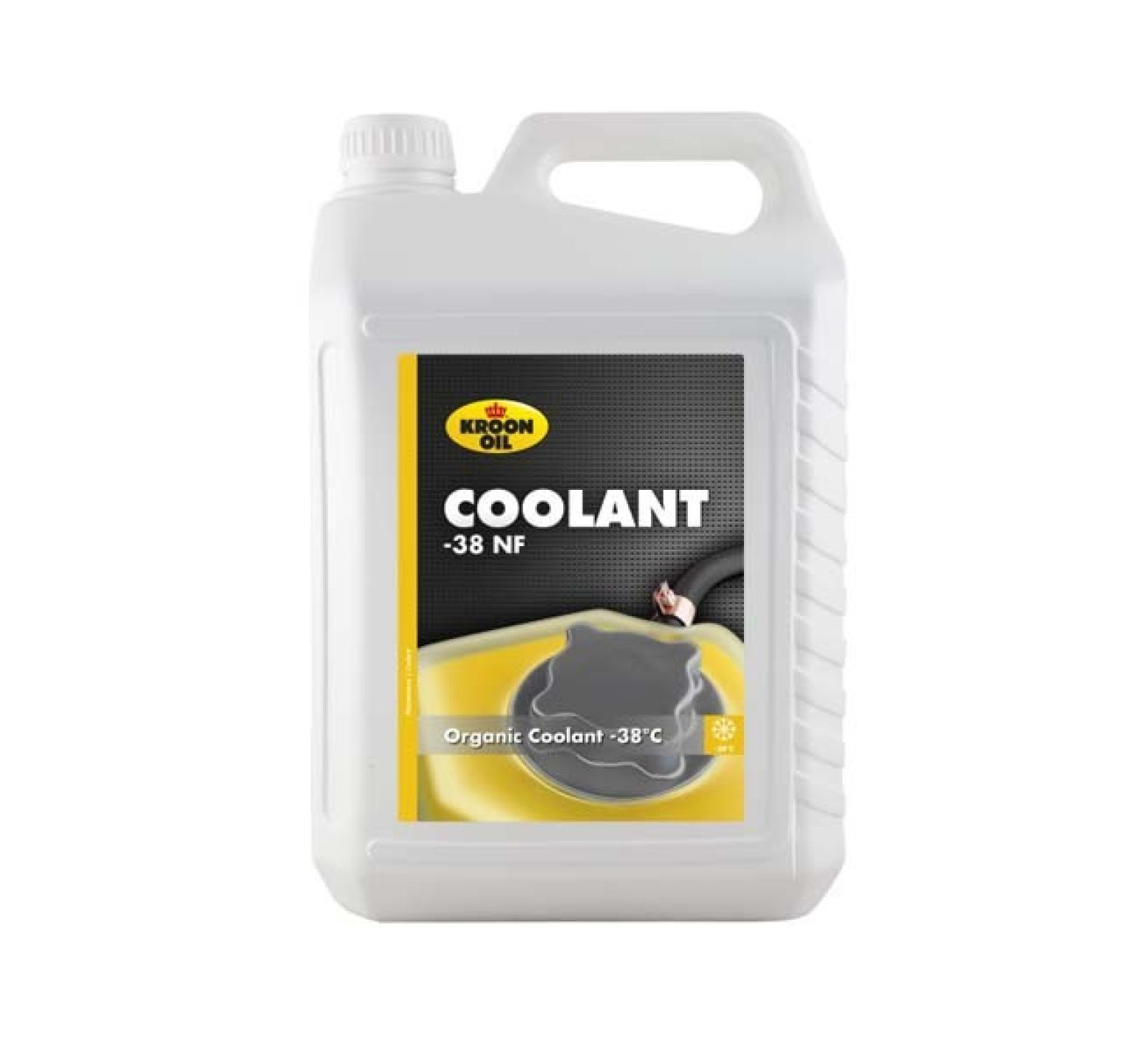 Kroon Oil Coolant 38 Organic 5l