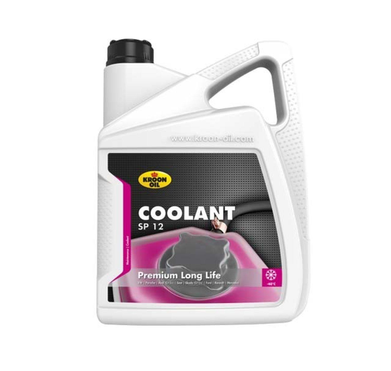 Kroon Oil Coolant Sp 12 5l