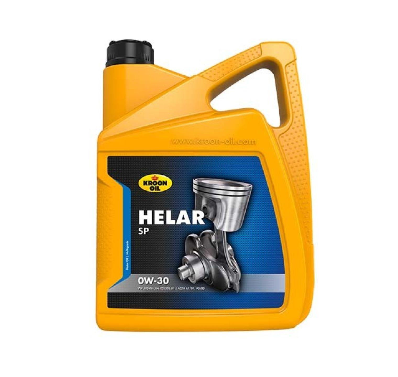 Kroon Oil 5l Helar Sp 0w30