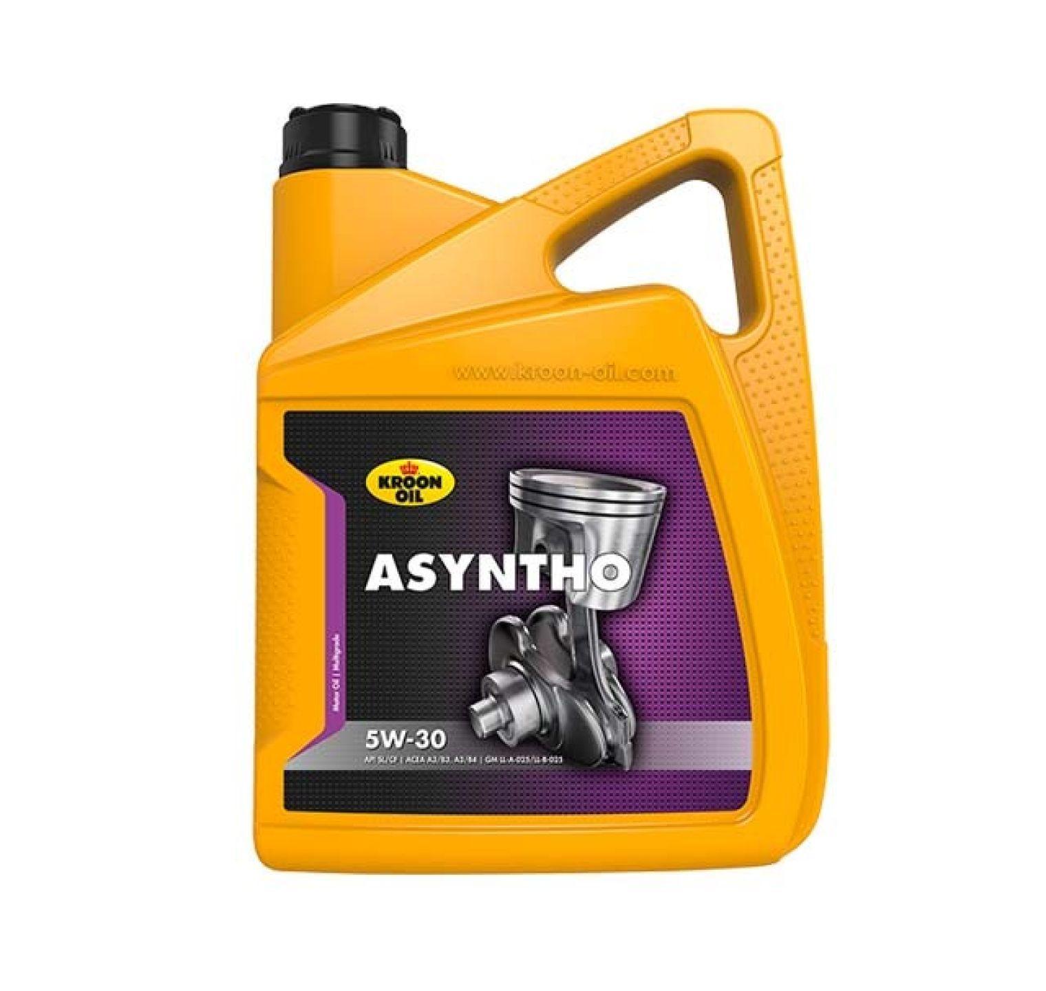 Kroon Oil 5l Asyntho 5w30