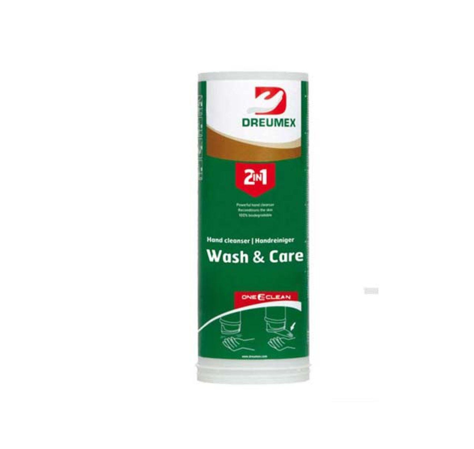 Dreumex One2clean Wash & Care 3l