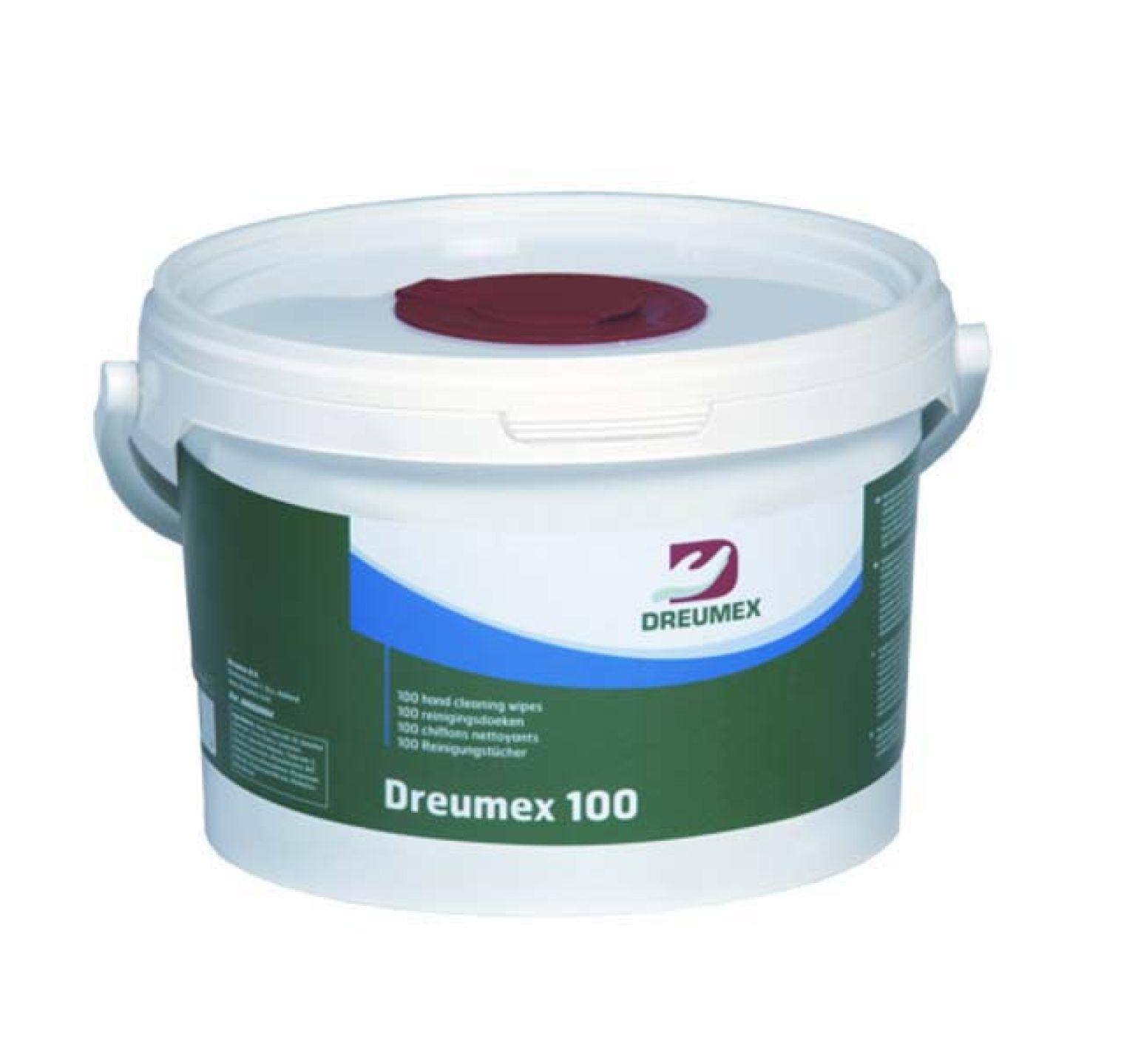 Dreumex 100 Reinigingsdoeken